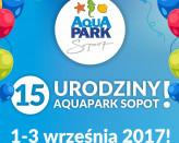 15 urodziny Aquaparku