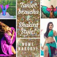 Taniec Brzucha & Shakira Style!