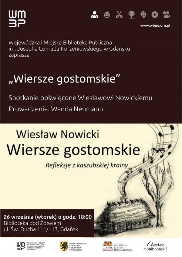 Wiersze Gostomskie