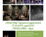 Młode Atelier - studio muzyczno - aktorskie dla dzieci i młodzieżył