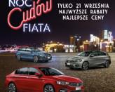Noc cudów w salonie Fiat AUTO-MOBIL w Wejherowie