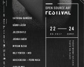 Open Source Art Festival 2017