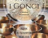 Sesja relaksacyjna Misy i Gongi