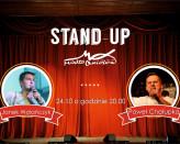 Stand-Up: Wolańczyk i Chałupka + Open Mic