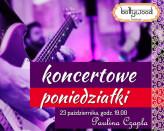 Koncertowe Poniedziałki: Paulina Czapla