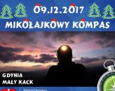 Rajd na Orientację pt. Mikołajkowy Kompas 2017