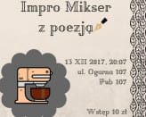 Impro Mikser z poezją