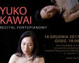 Recital fortepianowy Yuko Kawai
