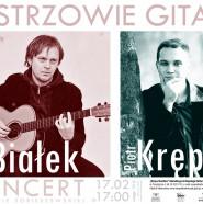 Koncert walentynkowy: Szymon Białek i Piotr Krępeć