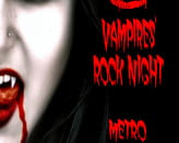 Valentine's Day - Vampires' Rock Night