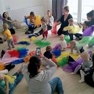 Zajęcia umuzykalniające dla dzieci 0-3 lat