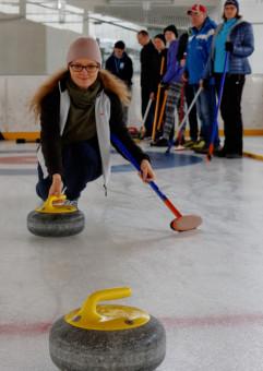 Ogólnopolski Dzień Curlingu - trening otwarty