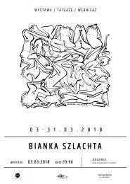 Bianka Szlachta Tatuaże Wystawa