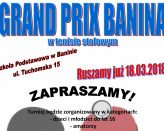 Grand Prix Banina - tenis stołowy