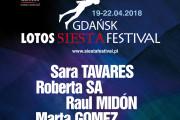Gdańsk Lotos Siesta Festival 2018