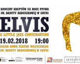 Elvis - A Little Jazz Conversation
