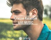 Gracjan Kalandyk - muzyka na żywo