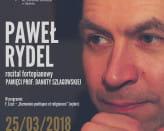 Recital fortepianowy Pawła Rydla