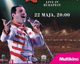 Queen: Hungarian Rhapsody - koncert z Budapesztu