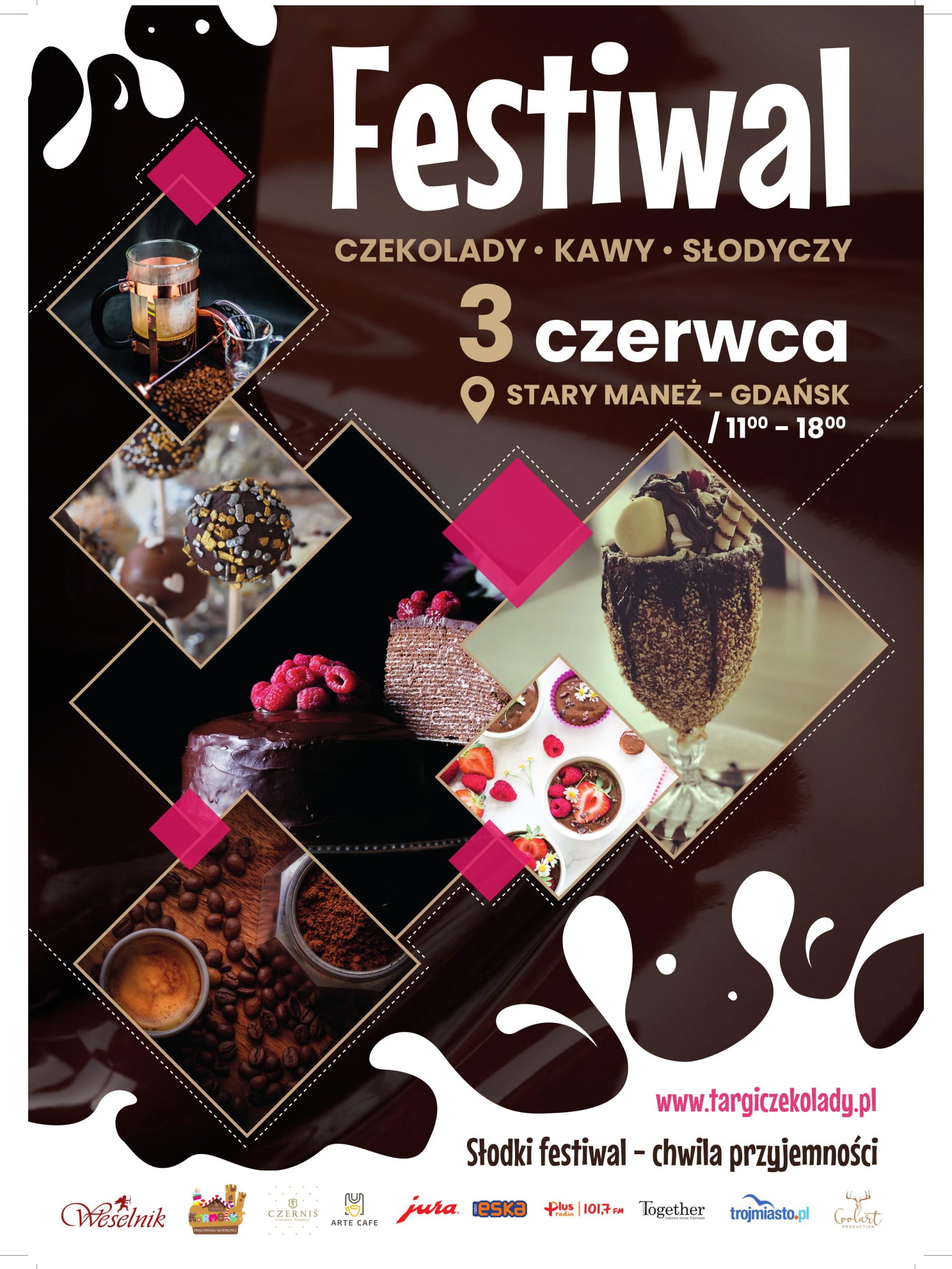 3 июня в Гданьске состоится фестиваль сладостей и кофе