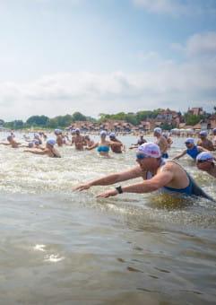 Zmiana daty: Timex Cup 2018 - wyścigi pływackie dookoła Molo
