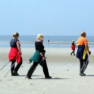 Gdyńskie Poruszenie - Nordic walking