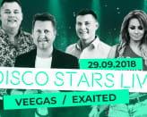 Disco Stars Live - Veegas / Exaited