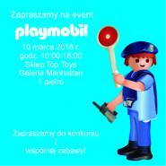 Interaktywna wystawa Playmobil
