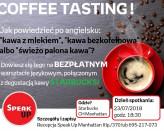Coffee Tasting Starbucks Speak Up