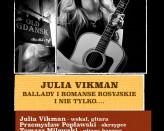 Julia Vikman - Ballady i Romanse Rosyjskie i nie tylko. Live Music. Concert. Old Gdansk