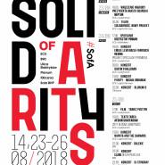 Solidarity Of Arts 2018 - Sofa Prolog
