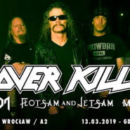 Overkill + Destruction, FaJ, Meshiaak