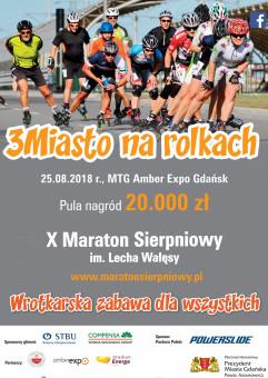 X Maraton Sierpniowy im. Lecha Wałęsy