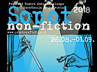 7. Festiwal Teatru Dokumentalnego i Rezydencji Artystycznej Sopot Non-Fiction