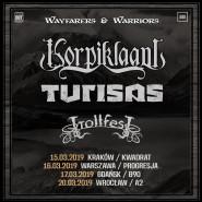 Korpiklaani + Turisas, Trollfest
