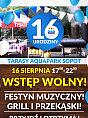 16. Urodziny Aquaparku