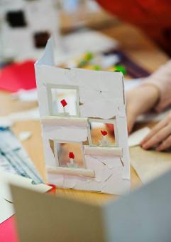 Pokład: Sensoryczny pamiętnik z wakacji - warsztaty dla dzieci