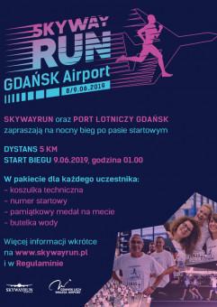 Skywayrun Gdańsk Airport