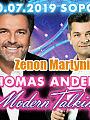 Zenon Martyniuk i Thomas Anders