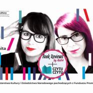 Literatura okiem Czytu Czytu i BookReviews by Anita