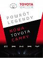 Wielka Premiera Toyoty Camry