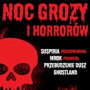 Enemef: Noc Grozy i Horrorów(w Multikino Gdańsk (26.10)