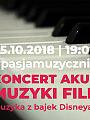 Koncert akustyczny muzyki filmowej