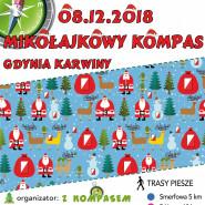 Rajd na Orientację, Mikołajkowy Kompas 2018