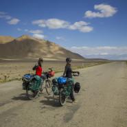 Kobiecy Pamir Highway