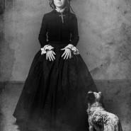 Katarzyna Swinarska | Czarna sukienka