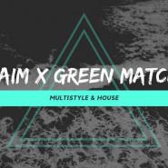Praim x Green Matcha