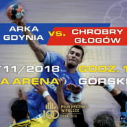 PGNiG Superliga: Arka vs Chrobry