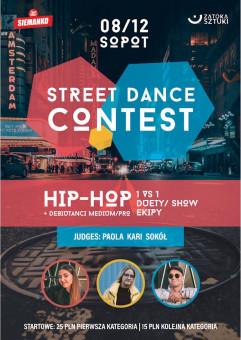 Siemanko Contest - zawody taneczne street dance