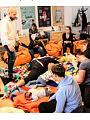Muzealne zmysły - warsztaty dla dzieci